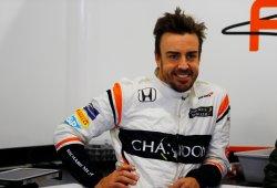 Pros y contras del nuevo reglamento según Fernando Alonso