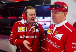 "Räikkönen: ""Los coches son más rápidos, como deben ser"""
