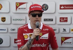 Räikkönen ve a Ferrari capaz de hacer dobletes