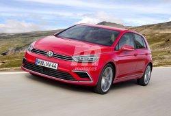 Ponemos la vista en el Volkswagen Golf VIII con estas recreaciones