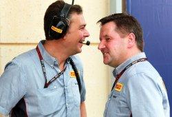 Isola sustituye a Hembery como máximo responsable deportivo de Pirelli
