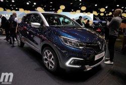 Renault Captur 2017: lavado de cara para el pequeño crossover francés