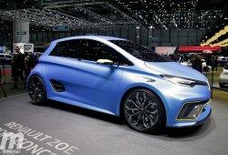 Renault ZOE e-Sport Concept: 460 CV y 3.2 segundos para hacer el 0-100 km/h