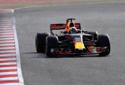 """Ricciardo: """"Por la tarde hemos tenido un problema con el escape"""""""