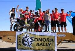 Ricky Brabec gana el Sonora Rally en México