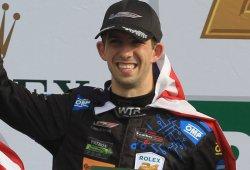 Ricky Taylor, a Le Mans con el LMP2 de Keating Motorsport