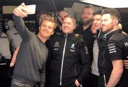 Rosberg, impresionado con los nuevos Fórmula 1