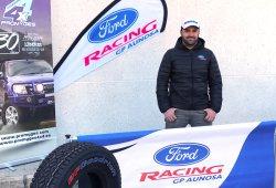 Rubén Gracia se pasa a Ford pensando en el Dakar 2018