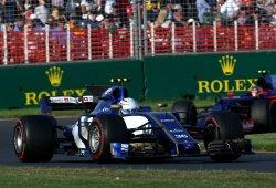 Giovinazzi completa su primer Gran Premio de F1
