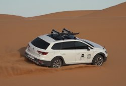 SEAT León X-Perience Titan Desert: más equipamiento para la variante más capaz