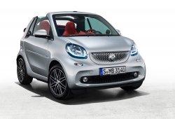 Smart ForTwo Cabrio Brabus Edition #2: más exclusivo y con aires deportivos