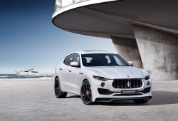 Startech hace del Maserati Levante un SUV más refinado e interesante