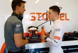 Vandoorne, lastrado por una nueva avería en el McLaren