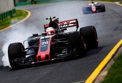 El 'T-Wing' de Haas F1 está en el punto de mira
