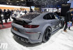 TechArt presenta su artillería Porsche en Ginebra