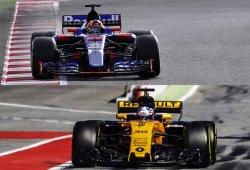 Toro Rosso y Renault se ven como líderes del grupo intermedio