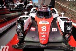 Toyota Gazoo Racing presume de éxitos en Ginebra