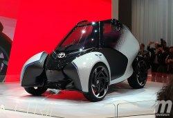 Toyota i-TRIL: así es la visión de la marca nipona sobre la movilidad urbana en 2030