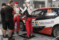 Toyota vigilará el motor y los frenos del Yaris WRC