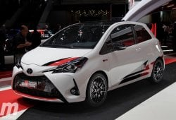 Toyota Yaris GRMN, 210 caballos para el Yaris más potente jamás fabricado