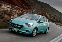 España - Febrero 2017: El Opel Corsa vuelve al podio