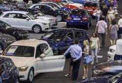Las ventas de coches de ocasión reducen su ritmo de crecimiento en febrero de 2017