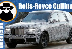 Vídeo espía del Rolls-Royce Cullinan 2018: el nuevo SUV británico en movimiento