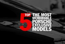 Video: Los 5 modelos más memorables de Porsche Exclusive con sorpresa incluida