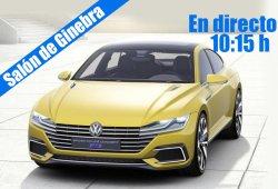 En directo: Volkswagen desde el Salón de Ginebra