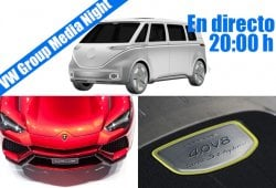 En directo: Volkswagen Group Media Night desde Ginebra