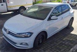 El nuevo Volkswagen Polo 2017 totalmente al descubierto en Sudáfrica