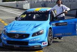 Yvan Muller vuelve al WTCC como piloto de test de Volvo