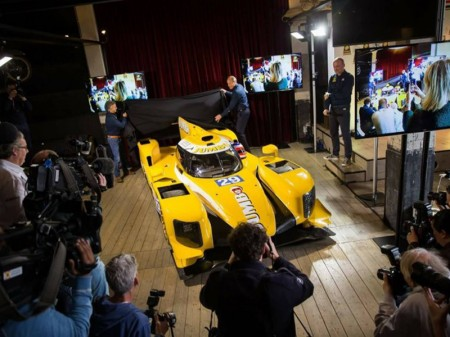 Rubens Barrichello inicia su camino hasta Le Mans