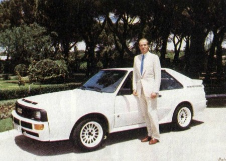 Audi Sport Quattro, la leyenda