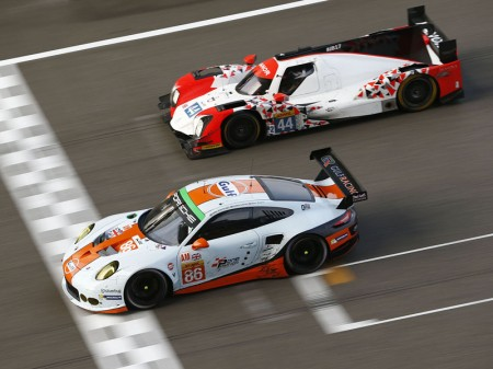 Ben Barker repite con Gulf Racing en GTE-Am
