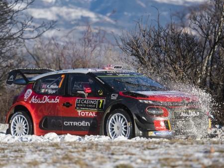 Citroën Racing confirma el tercer C3 WRC para Córcega