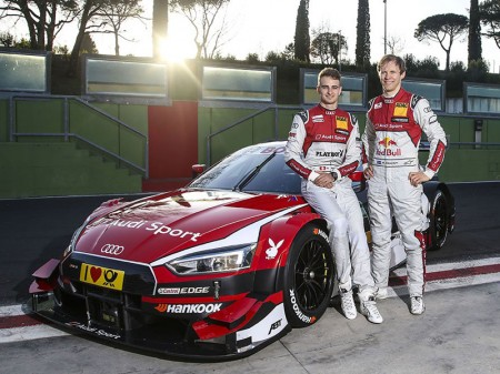 Vallelunga acoge el segundo test conjunto del DTM 2017