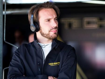 Jean-Eric Vergne, quinto piloto de Manor en el WEC