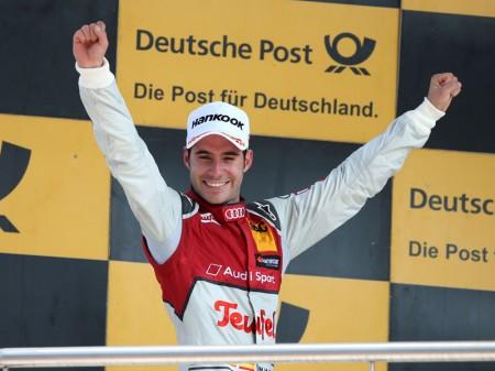 Miguel Molina, en el WEC con un Ferrari de Spirit of Race