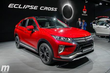 Mitsubishi Eclipse Cross 2018: irrumpe el nuevo SUV del fabricante japonés