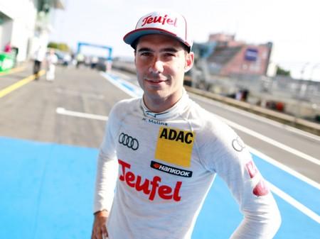 Molina y Di Grassi muy cerca de Le Mans gracias a Ferrari