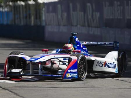 Nueve motoristas en la 'Season Five' de la Fórmula E