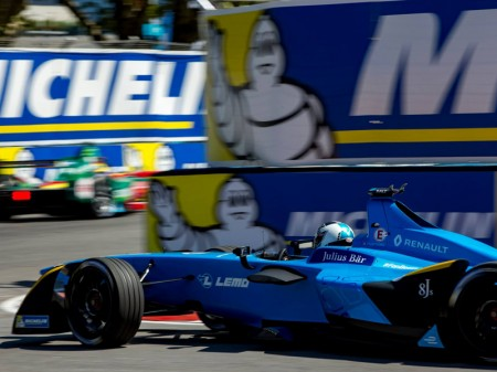 Renault ya prueba el tren de potencia de la 'Season Four'