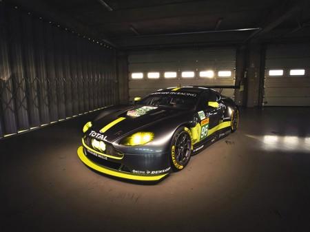Stanaway y Serra se unen a Aston Martin en el WEC