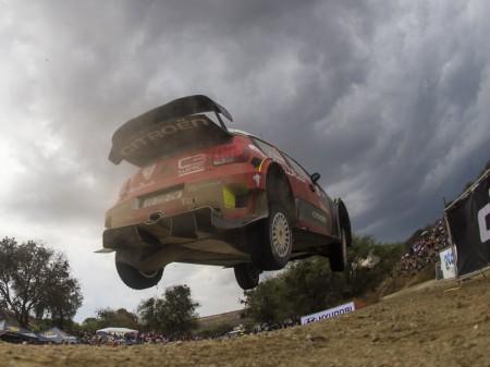 Citroën Racing saca pecho con el primer triunfo del C3 WRC