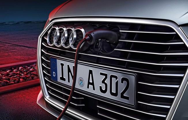 Audi lanzará tres coches eléctricos hasta 2020