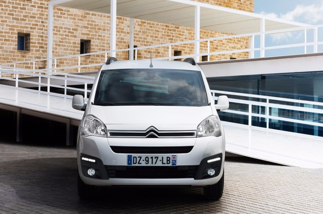 Citroën E-Berlingo Multispace 2017 - frontal