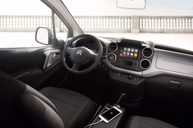 Citroën E-Berlingo Multispace 2017 - interior