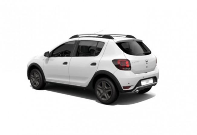 Dacia Sandero 2017 - posterior