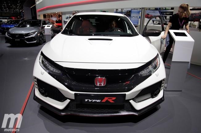Honda Civic Type R 2017 - frontal